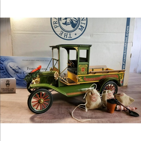 Franklin mint 1913 Ford